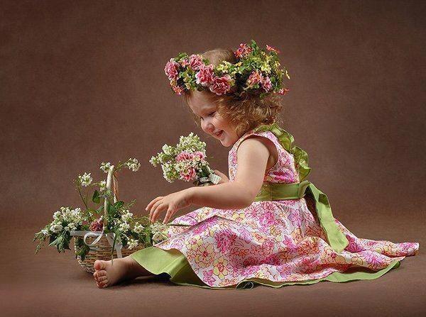 belle image enfant